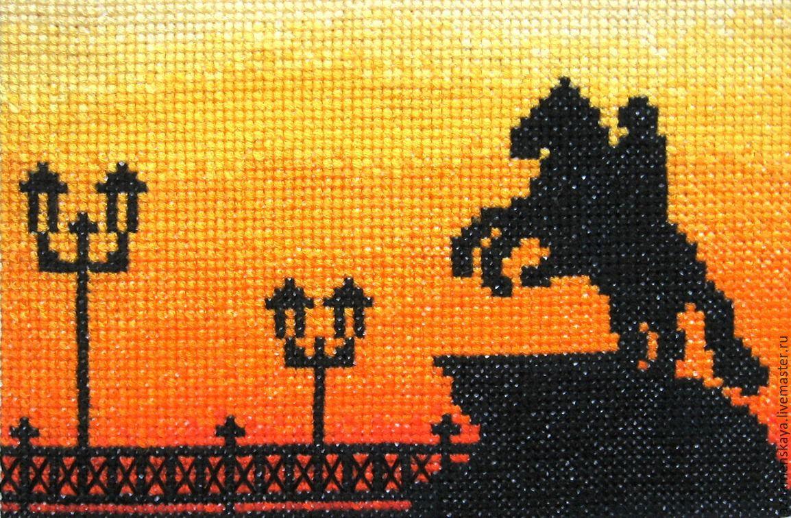 Ручная вышивка крестом спб