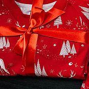 Свитшоты ручной работы. Ярмарка Мастеров - ручная работа Новогодний Family look,свитшоты для всей семьи. Handmade.