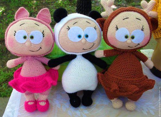 Коллекционные куклы ручной работы. Ярмарка Мастеров - ручная работа. Купить Кукла Бонни связана крючком ручная работа хороший подарок для всех. Handmade.