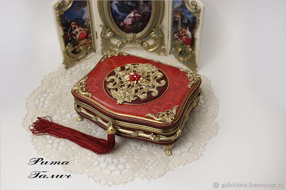 marquis jewelry box, Box, Volgograd,  Фото №1