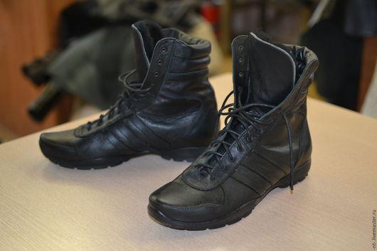 Обувь ручной работы. Ярмарка Мастеров - ручная работа. Купить Спорт 2 Sale 3000р. Handmade. Чёрно-белый