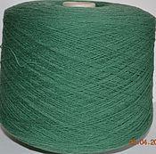 Меринос с кашемиром LILY Зеленый