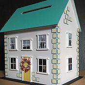 Свадебный салон ручной работы. Ярмарка Мастеров - ручная работа Свадебный домик. Handmade.