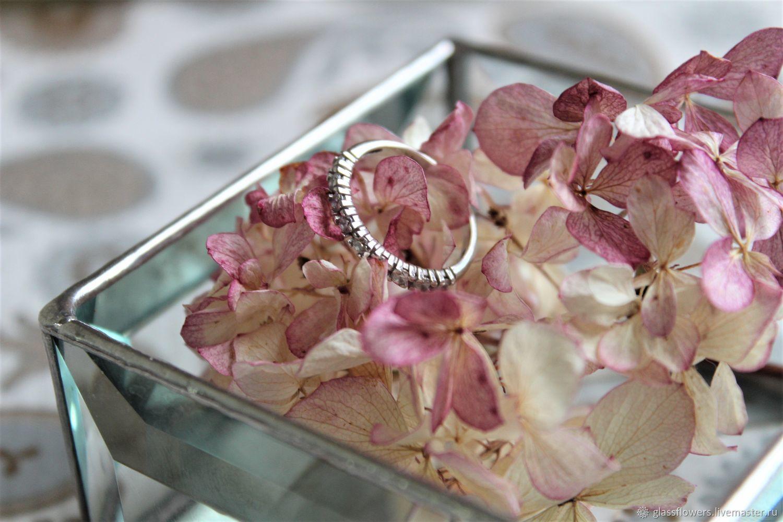 Свадебная шкатулка. Шкатулка для колец. Коробочка для свадебных колец, Шкатулки для колец, Санкт-Петербург,  Фото №1