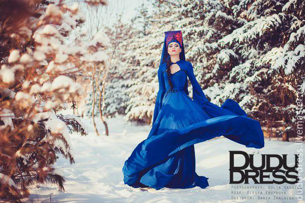 Султанские платья