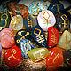 """Гадания ручной работы. Ярмарка Мастеров - ручная работа. Купить Руны """"Эльфийские"""" ( эльфийские руно-знаки), набор из 25 рун + мешочек. Handmade."""