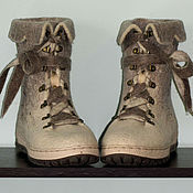 Обувь ручной работы handmade. Livemaster - original item The shoes felt