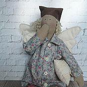 Куклы и игрушки ручной работы. Ярмарка Мастеров - ручная работа Тильда Сплюшкин. Handmade.