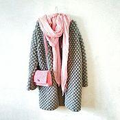 """Одежда ручной работы. Ярмарка Мастеров - ручная работа Пальто """"Пузырьки"""". Handmade."""