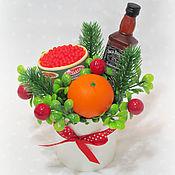Косметика ручной работы handmade. Livemaster - original item Christmas gift-soap composition. Handmade.