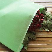 Материалы для творчества handmade. Livemaster - original item yukino (usu) olive. japanese fabric for citadele. Handmade.