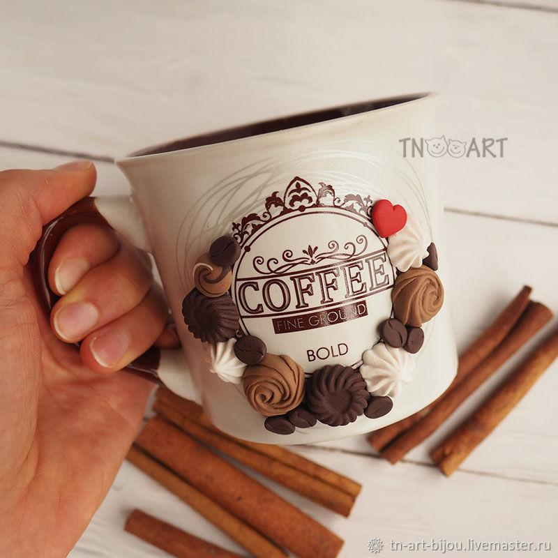 Mug 'Coffee', Mugs, Sochi,  Фото №1