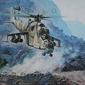 Боевая мощь России Ми-24