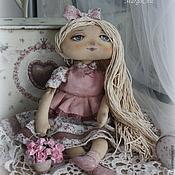 Куклы и игрушки ручной работы. Ярмарка Мастеров - ручная работа Интерьерная кукла Василиса.. Handmade.