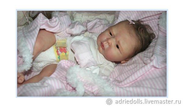Молд реборна Noelle, Материалы для кукол и игрушек, Санкт-Петербург,  Фото №1