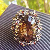 Украшения handmade. Livemaster - original item Large ring