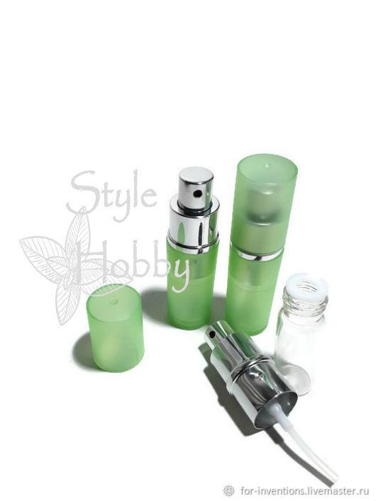 Bottle perfume atomizer 8ml, Bottles1, Moscow,  Фото №1