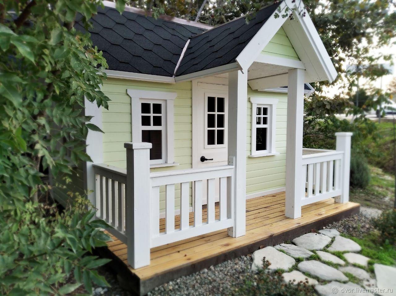 Детский игровой домик для сада, Беседки садовые, Геленджик,  Фото №1