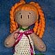 Человечки ручной работы. Вязаная кукла. Sveta Vasina (Sweet-dolls). Интернет-магазин Ярмарка Мастеров. Кукла ручной работы