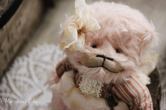 Мишки Тедди ручной работы. Ярмарка Мастеров - ручная работа. Купить ксения. авторский мишка тедди ручной работы. Handmade.