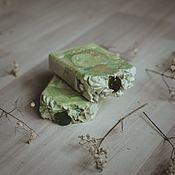 Мыло ручной работы. Ярмарка Мастеров - ручная работа Мыло - Зеленое яблоко. Handmade.