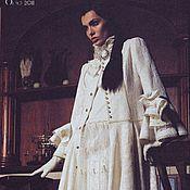 """Одежда ручной работы. Ярмарка Мастеров - ручная работа Удивительное пальто """"Историческое"""".. Handmade."""
