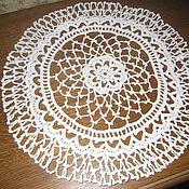 Для дома и интерьера ручной работы. Ярмарка Мастеров - ручная работа Салфеточка в винтажном стиле. Handmade.