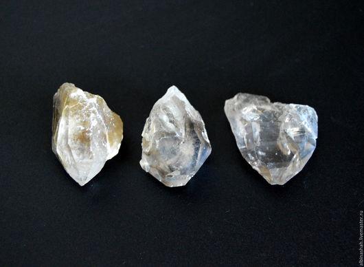 Для украшений ручной работы. Ярмарка Мастеров - ручная работа. Купить Раухтопаз, кристаллы 30-36 мм. Handmade. Серый