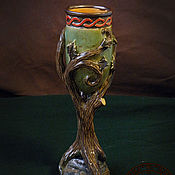 Для дома и интерьера handmade. Livemaster - original item Cup