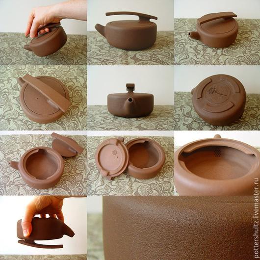Чайник из песчаника