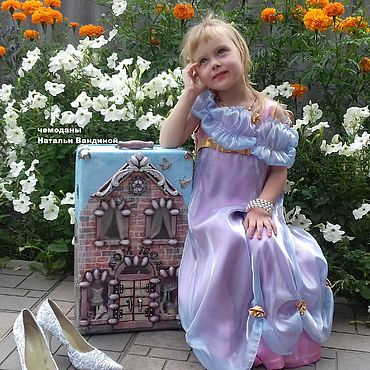 Dolls & toys handmade. Livemaster - original item Suitcase