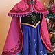 Карнавальные костюмы ручной работы. Ярмарка Мастеров - ручная работа. Купить Анна. Холодное сердце. Костюм на 1,5-2 года. Handmade.