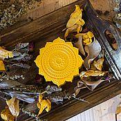 Мыло ручной работы. Ярмарка Мастеров - ручная работа Натуральное мыло по чакрам Свадхистана. Handmade.
