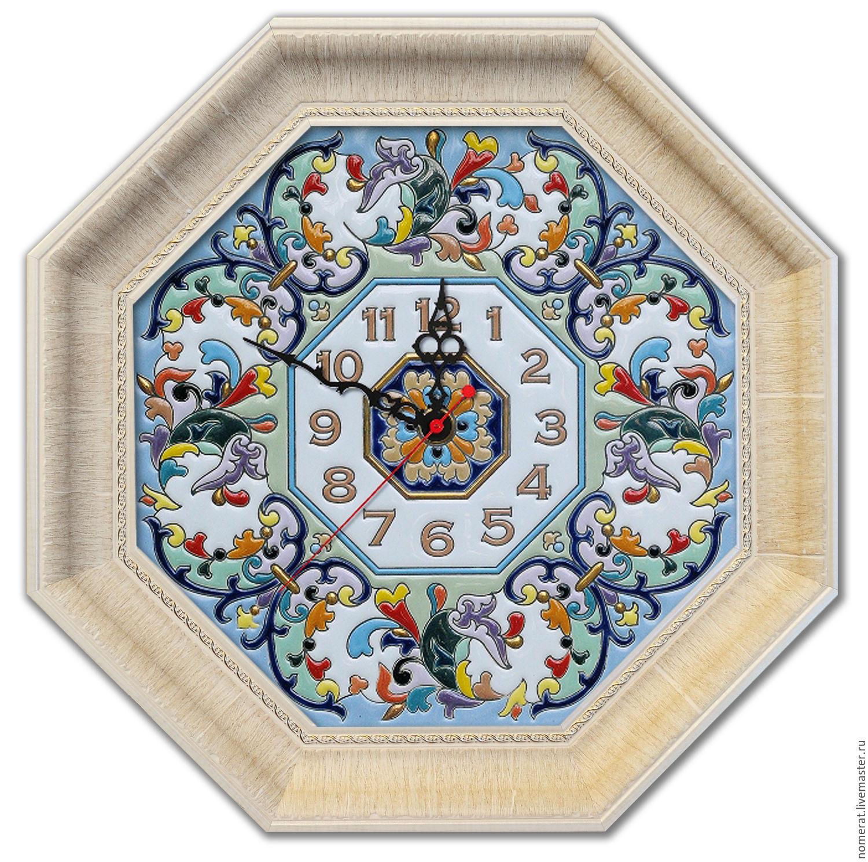 Clocks, decorative,ceramic, Watch, Moscow,  Фото №1
