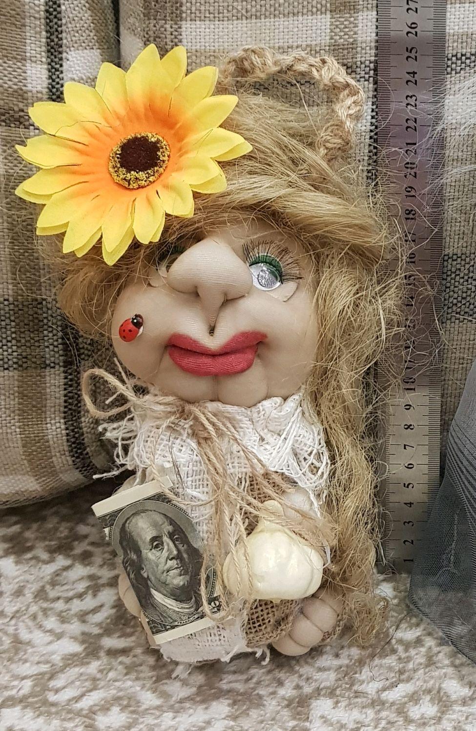 Кукла оберег, Портретная кукла, Братск,  Фото №1