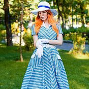 Одежда handmade. Livemaster - original item Dress in the style of the 50s