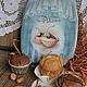 """Кухня ручной работы. Ярмарка Мастеров - ручная работа. Купить доска """"Patisserie"""". Handmade. Доска разделочная"""