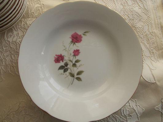 """Тарелки ручной работы. Ярмарка Мастеров - ручная работа. Купить """" Тарелки- тарелочки"""". Handmade. Белый"""