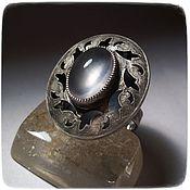 Украшения handmade. Livemaster - original item Rose quartz ring. Handmade.
