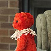 Куклы и игрушки ручной работы. Ярмарка Мастеров - ручная работа Авторский мишка Яник. Handmade.