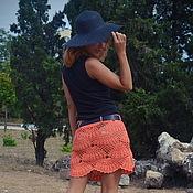 """Одежда ручной работы. Ярмарка Мастеров - ручная работа Юбка """"Коралловый риф"""". Handmade."""