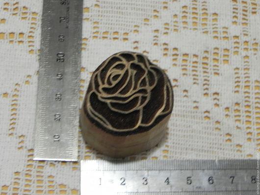 деревянный штамп для кубовой набойки