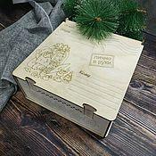 Елочные игрушки ручной работы. Ярмарка Мастеров - ручная работа Подарок от Деда Мороза. Handmade.