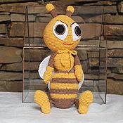Куклы и игрушки handmade. Livemaster - original item Bee. Handmade.