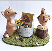 Куклы и игрушки handmade. Livemaster - original item I am an artist, I see!. Handmade.