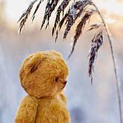 Куклы и игрушки ручной работы. Ярмарка Мастеров - ручная работа медвежье солнышко. Handmade.