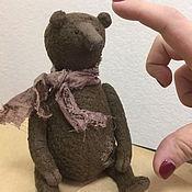 Куклы и игрушки handmade. Livemaster - original item Teddy bear Thomas. Handmade.