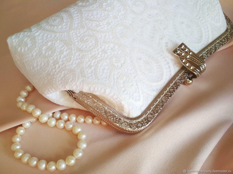 как сшить фото белой свадебной сумочки интересовали другие