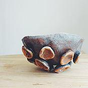 Для дома и интерьера ручной работы. Ярмарка Мастеров - ручная работа тарелочка для украшений. Handmade.