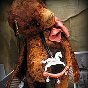 Куклы и игрушки ручной работы. Ярмарка Мастеров - ручная работа Бьюр...мишка-тедди.... Handmade.